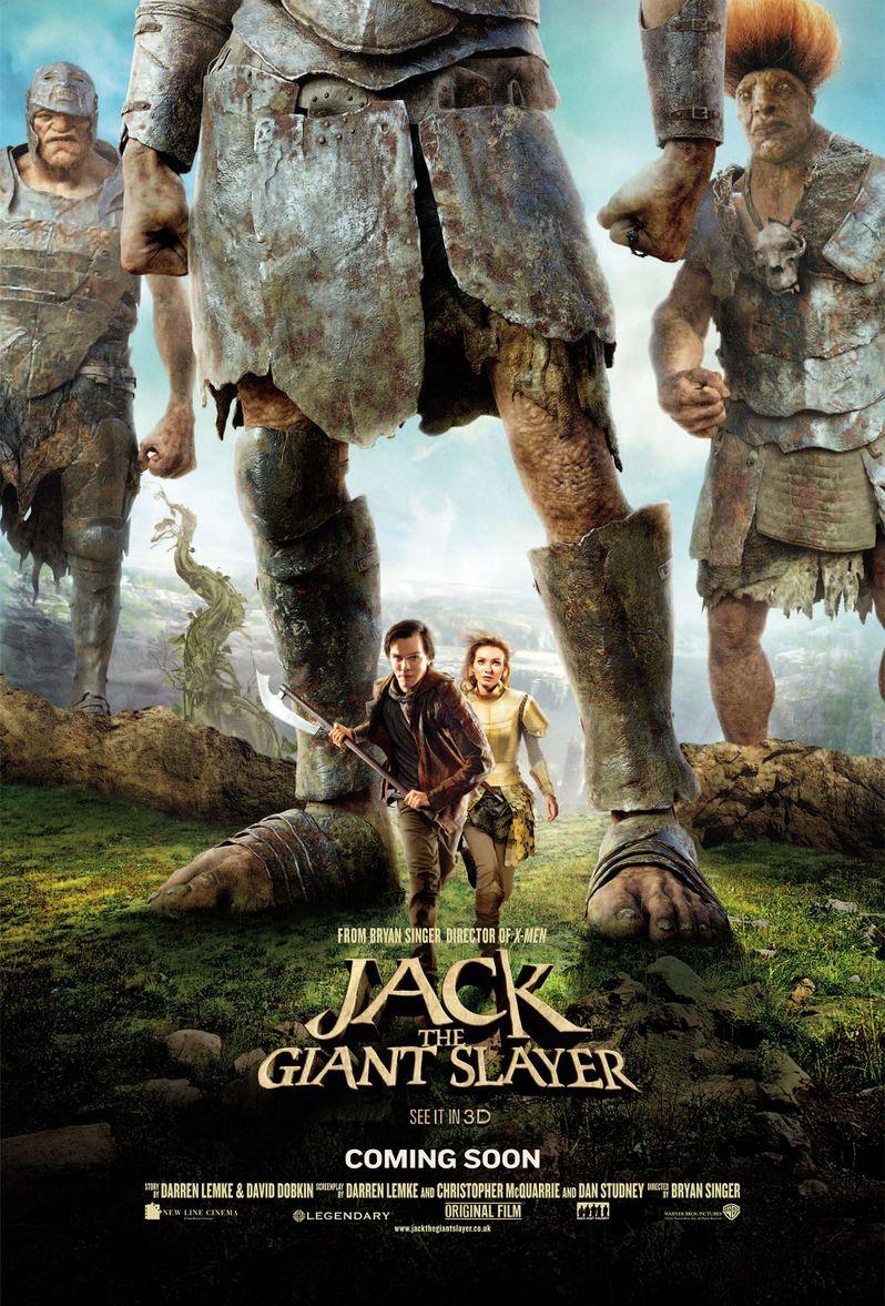 <strong><em>Jack the Giant Slayer</em></strong> Poster