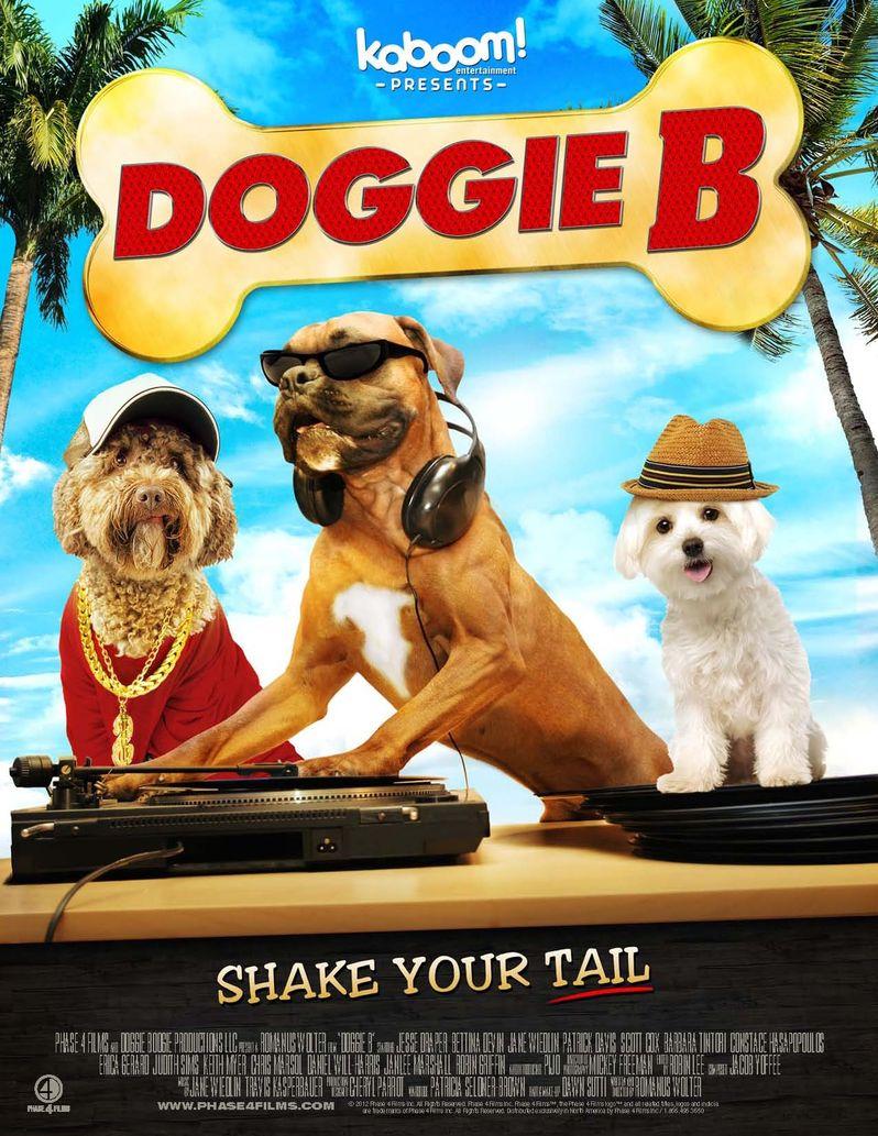 <strong><em>Doggie B</em></strong> poster