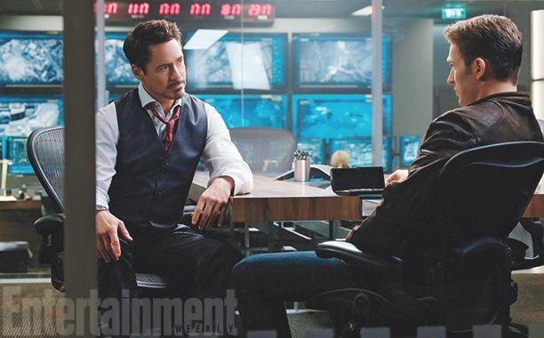 Captain America Civil War photo