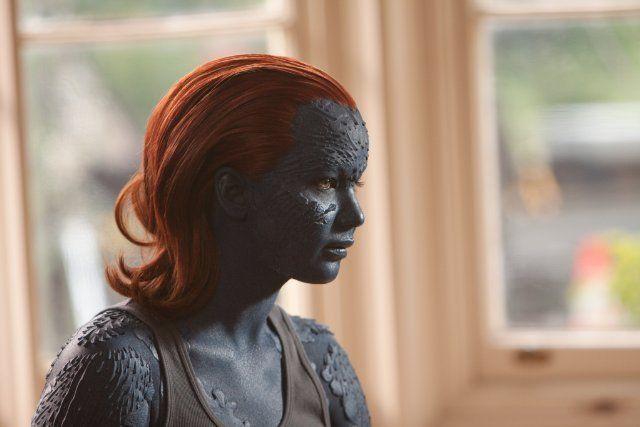 Jennifer Lawrence stars as Mystique