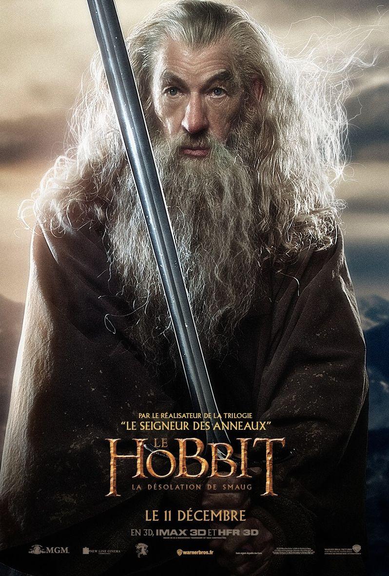 <strong><em>The Hobbit: The Desolation of Smaug</em></strong> Gandalf Poster