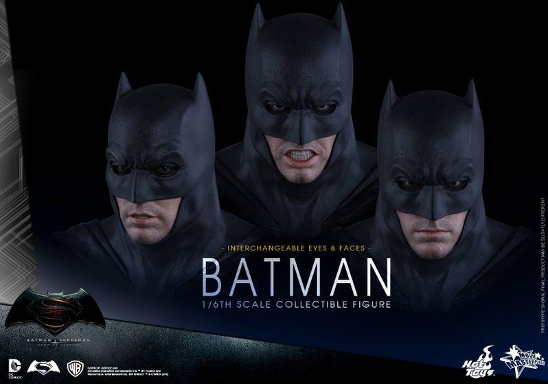 <strong><em>Batman v Superman: Dawn of Justice</em></strong> Hot Toys Photo 3