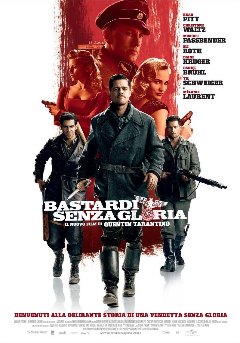 <strong><em>Inglourious Basterds</em></strong> International Poster