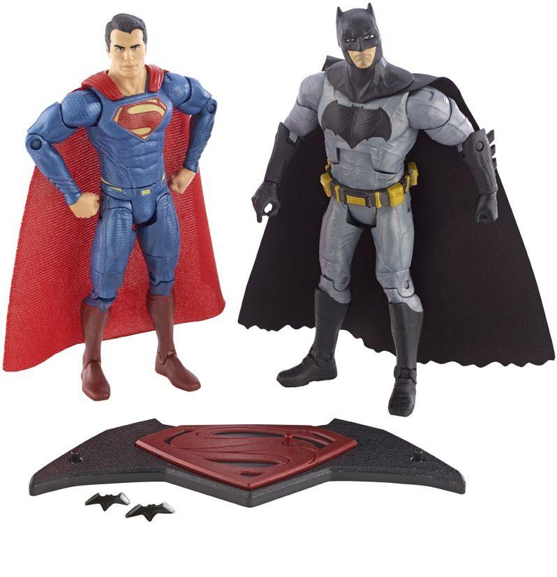 Batman v Superman Dawn of Justice Mattel Comic-Con 2015 Toy 2