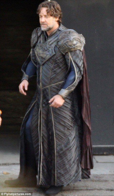 Russell Crowe as Jor-El #3