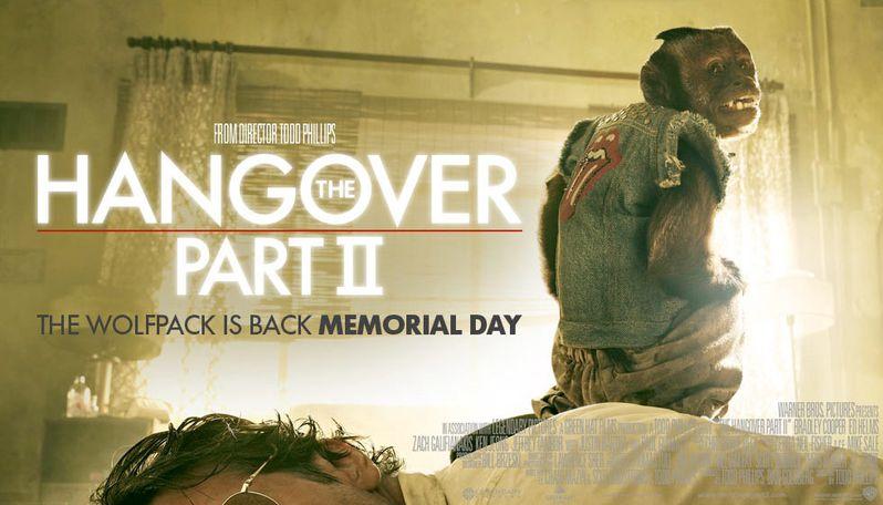 <strong><em>The Hangover Part II</em></strong> Poster