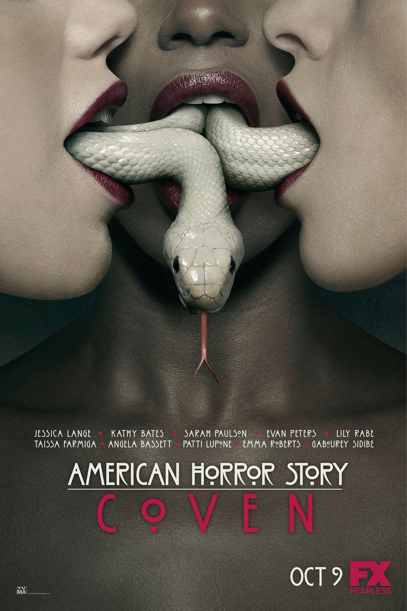 <strong><em>American Horror Story</em></strong>: Coven Promo Art