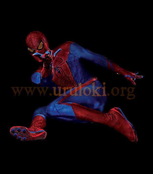 Spider-Man Comic Book Poses #2
