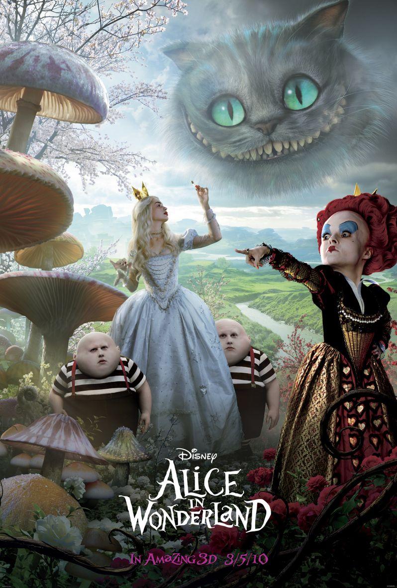 <strong><em>Alice in Wonderland</em></strong> Poster