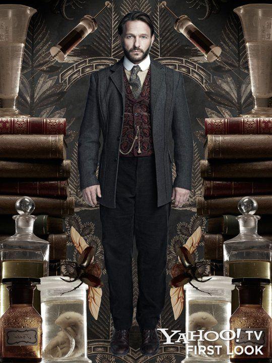 Thomas Kretschmann as Van Helsing
