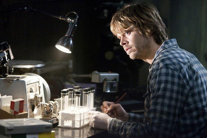 Eric Christian Olsen stars as Adam Goodman in <strong><em>The Thing</em></strong>
