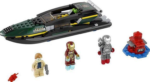 <strong><em>Iron Man 3</em></strong> LEGO Set #4