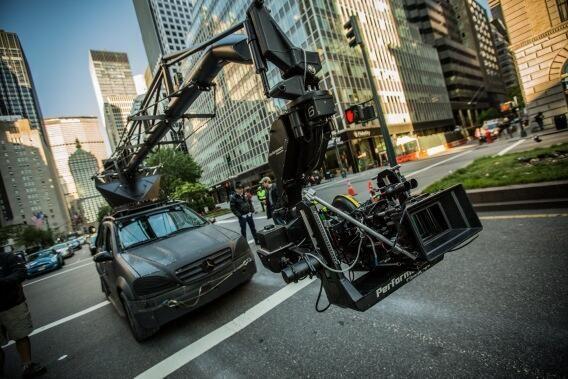 <strong><em>The Amazing Spider-Man 2</em></strong> Set Photo 3