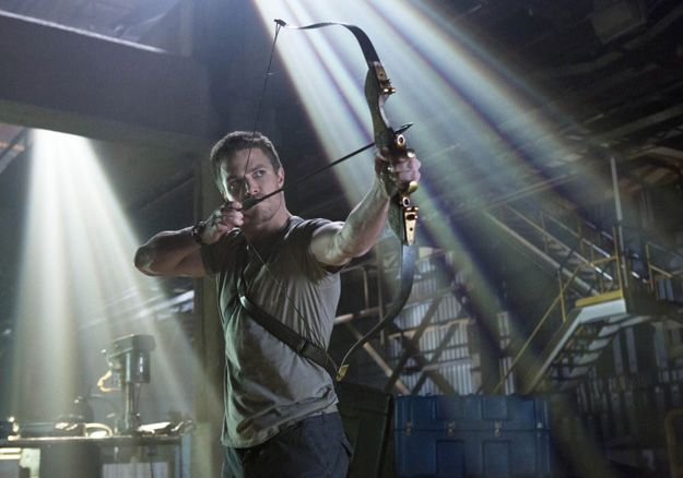 <strong><em>Arrow</em></strong> Photo #1