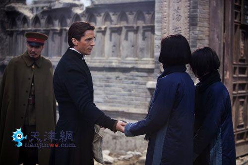 Christian Bale in The 13 Women of Nanjing #1
