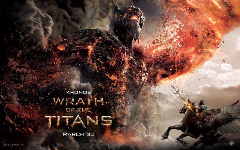 Clash of the Titans Kronos