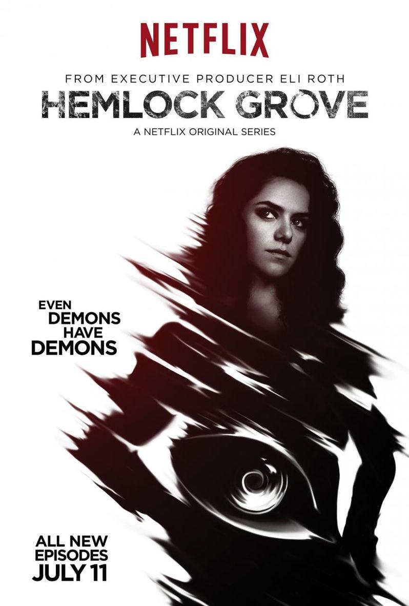 <strong><em>Hemlock Grove</em></strong> Season 2 Destiny Poster