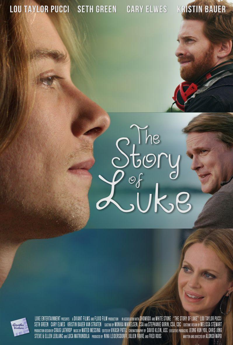 <strong><em>The Story of Luke</em></strong> Poster