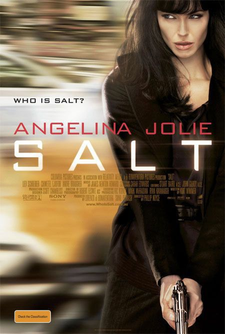 <strong><em>Salt</em></strong> International Poster
