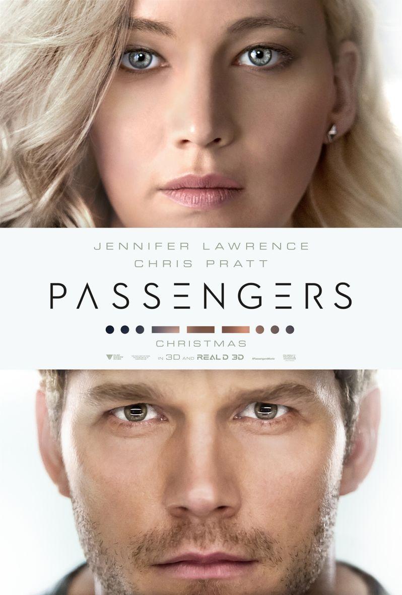 <strong><em>Passengers</em></strong> Poster