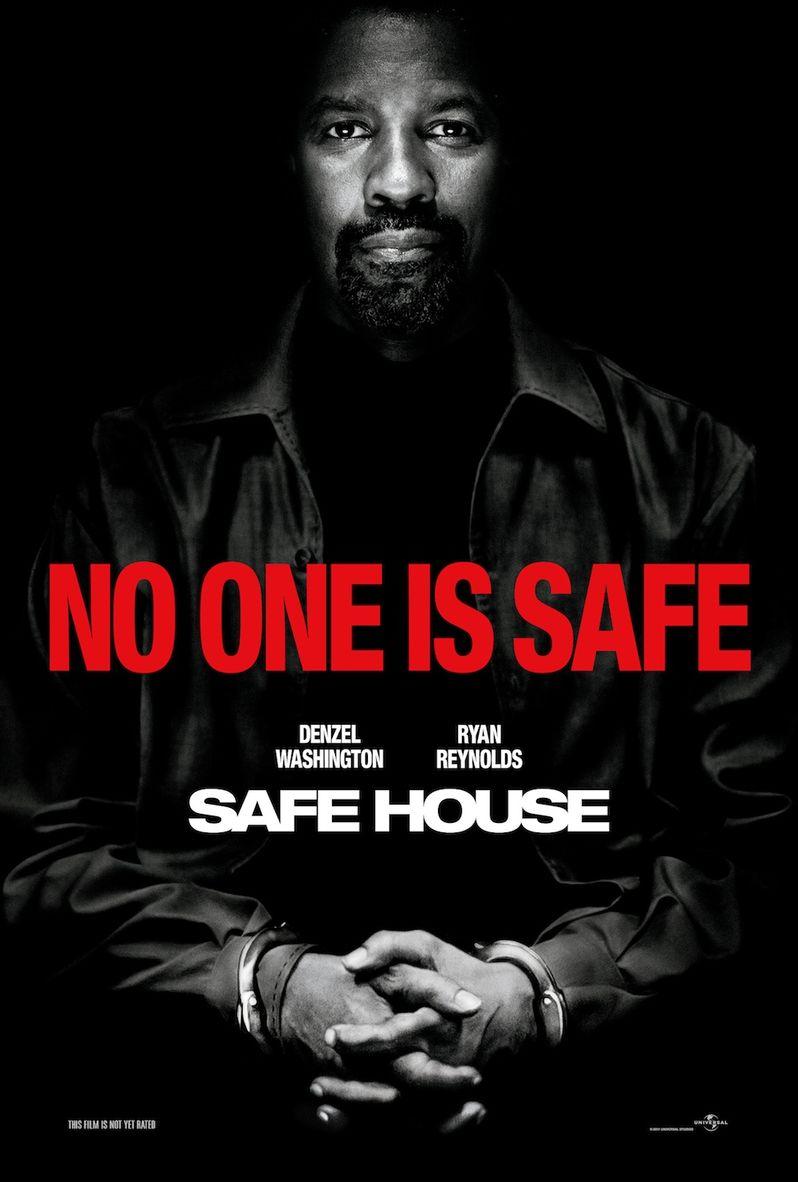 <strong><em>Safe House</em></strong> Poster