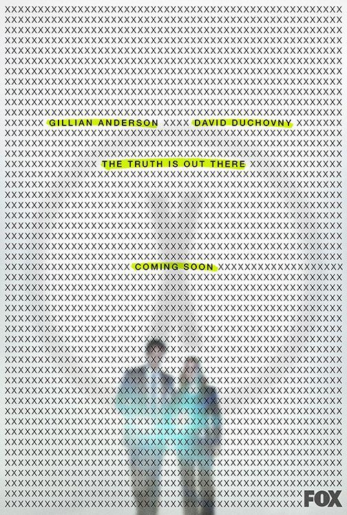 X-Files Season 11 Poster