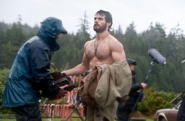 <strong><em>Man of Steel</em></strong> Henry Cavill Photo #3