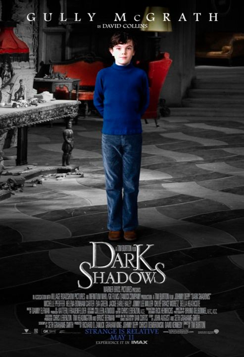 <strong><em>Dark Shadows</em></strong> Character Posters V.2 #8
