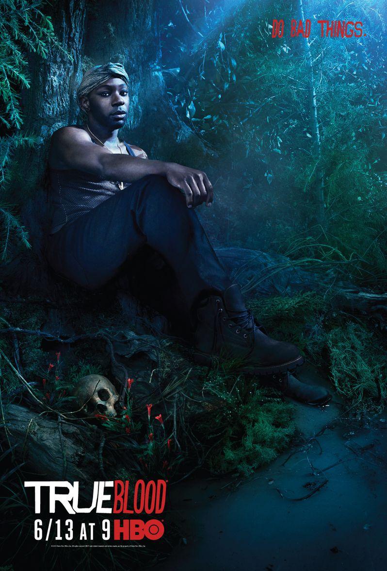 <strong><em>True Blood</em></strong> Character Promo: Lafayette