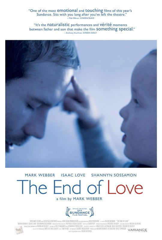 <strong><em>The End of Love</em></strong> Poster