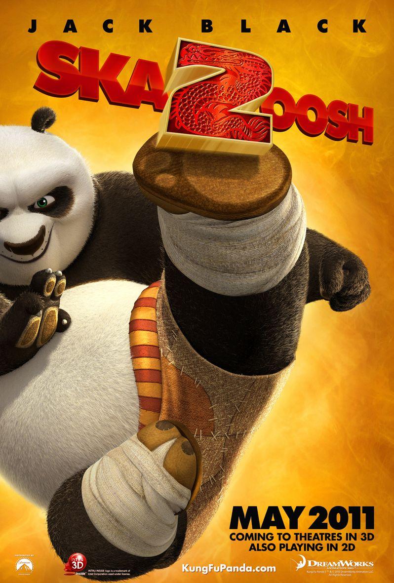 Kung Fu Panda: The Kaboom of Doom Poster