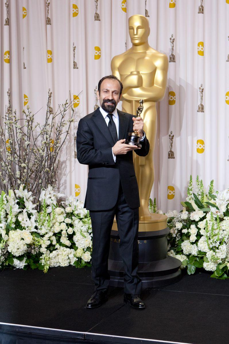 2012 Academy Awards Press Room photo 2