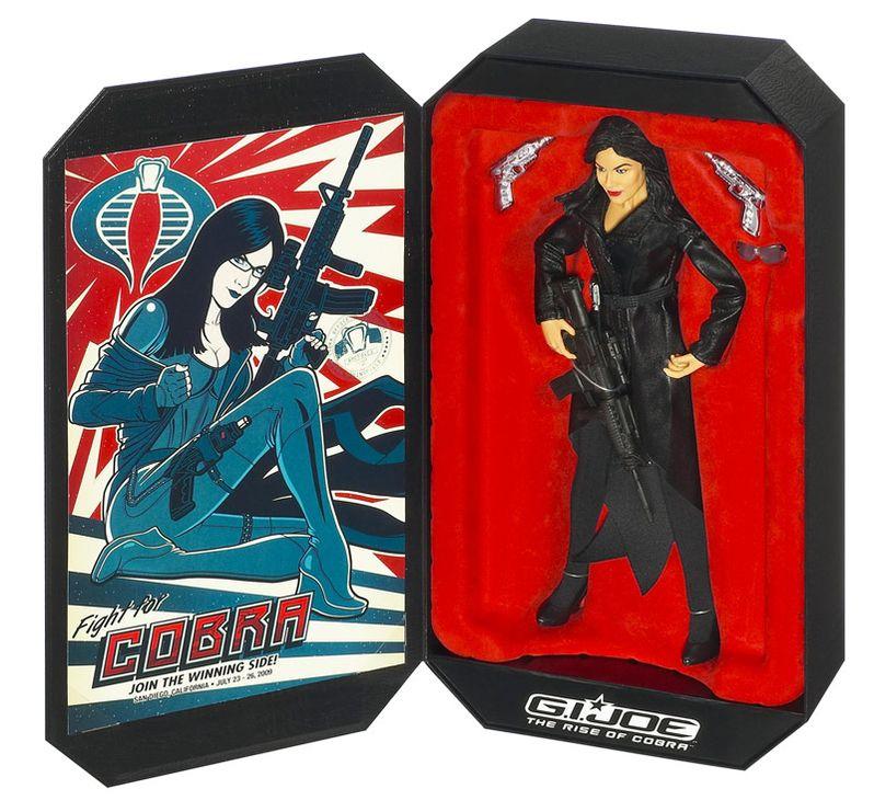 G.I. Joe: Rise of Cobra #1