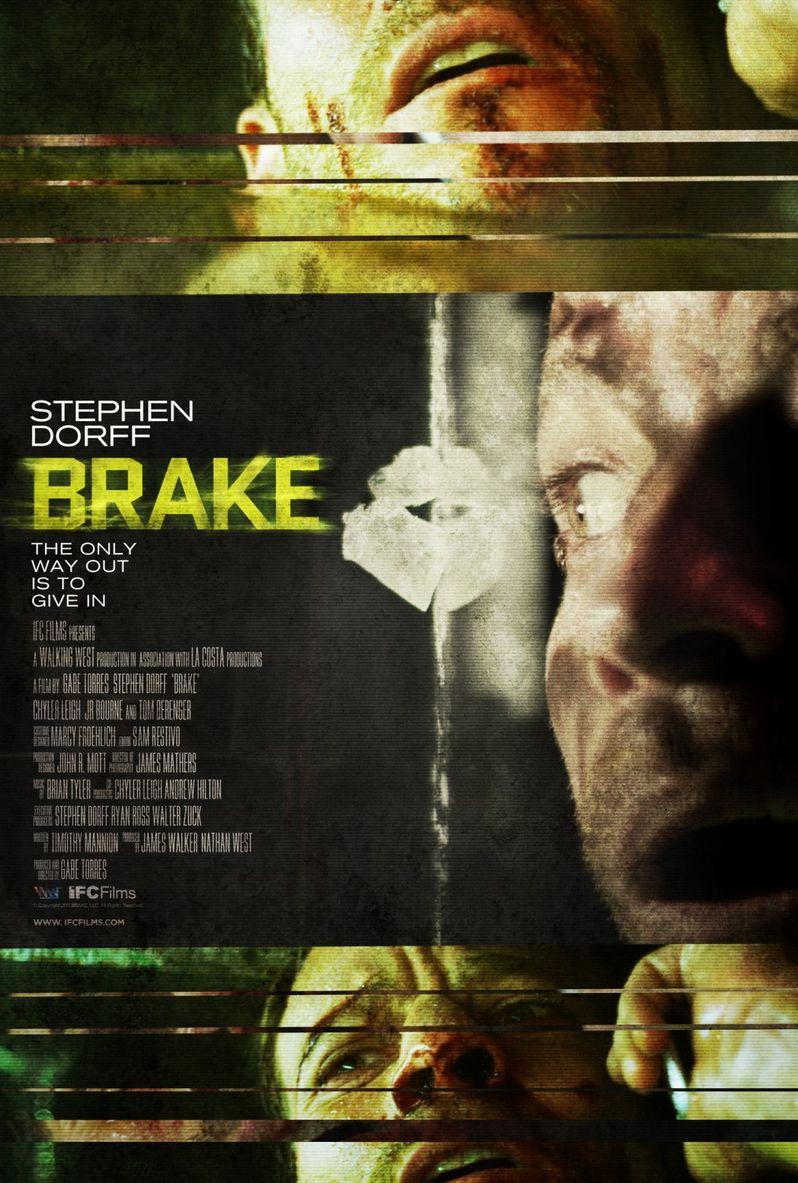 <strong><em>Brake</em></strong> Poster