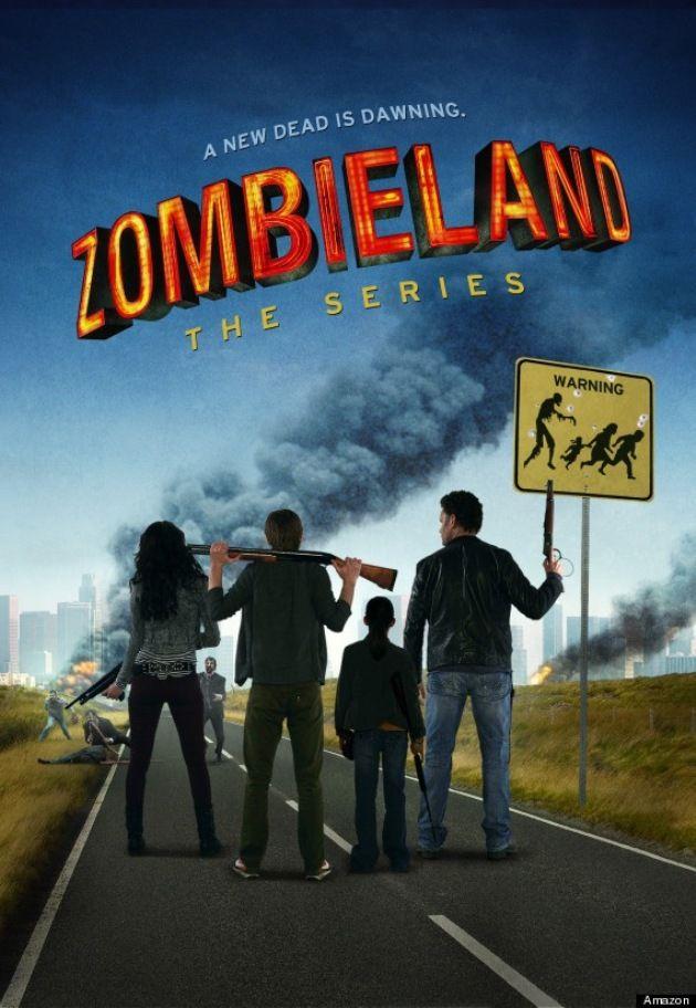 <strong><em>Zombieland</em></strong> Season 1 Promo Art