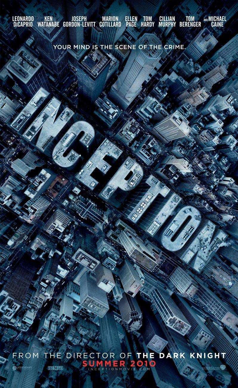 <strong><em>Inception</em></strong> Poster