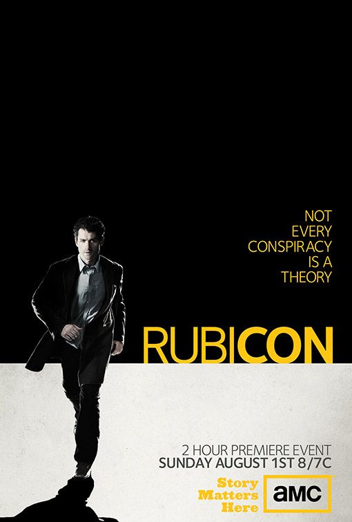 <strong><em>Rubicon</em></strong> Poster