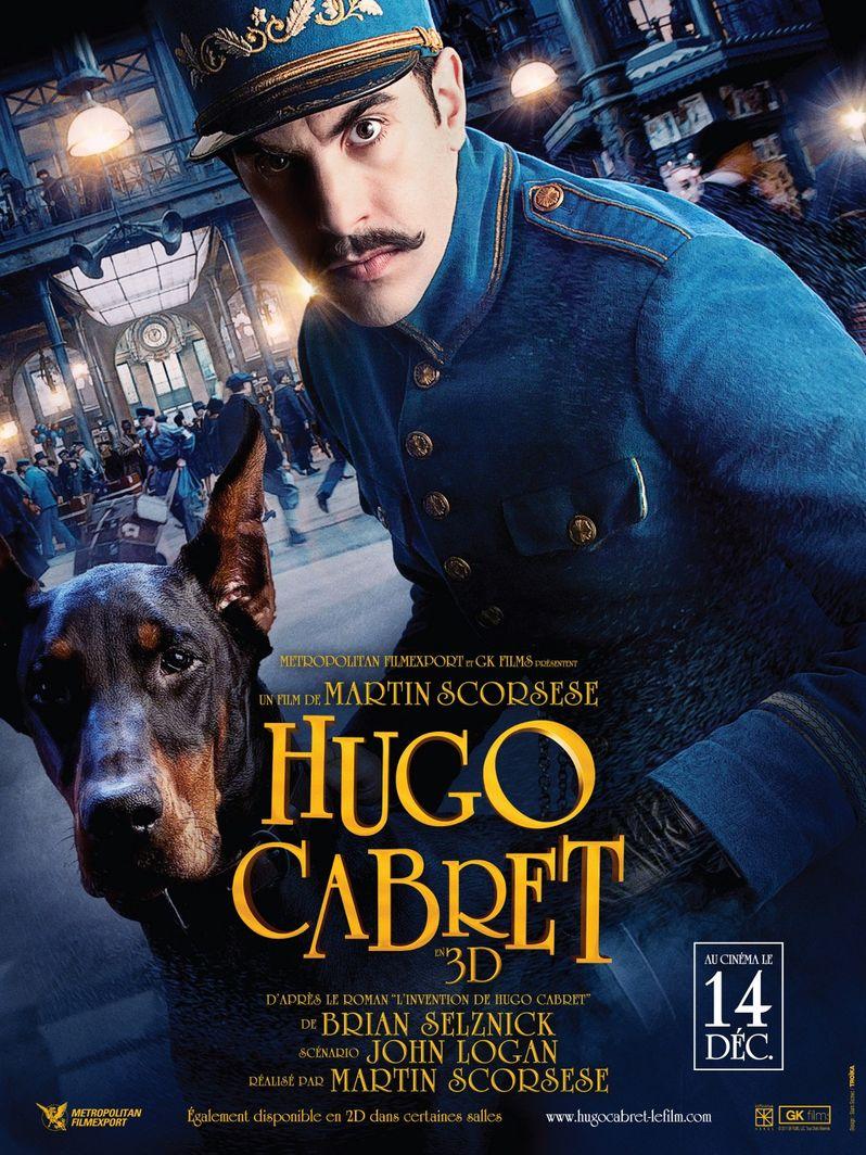 <strong><em>Hugo</em></strong> French Poster #3
