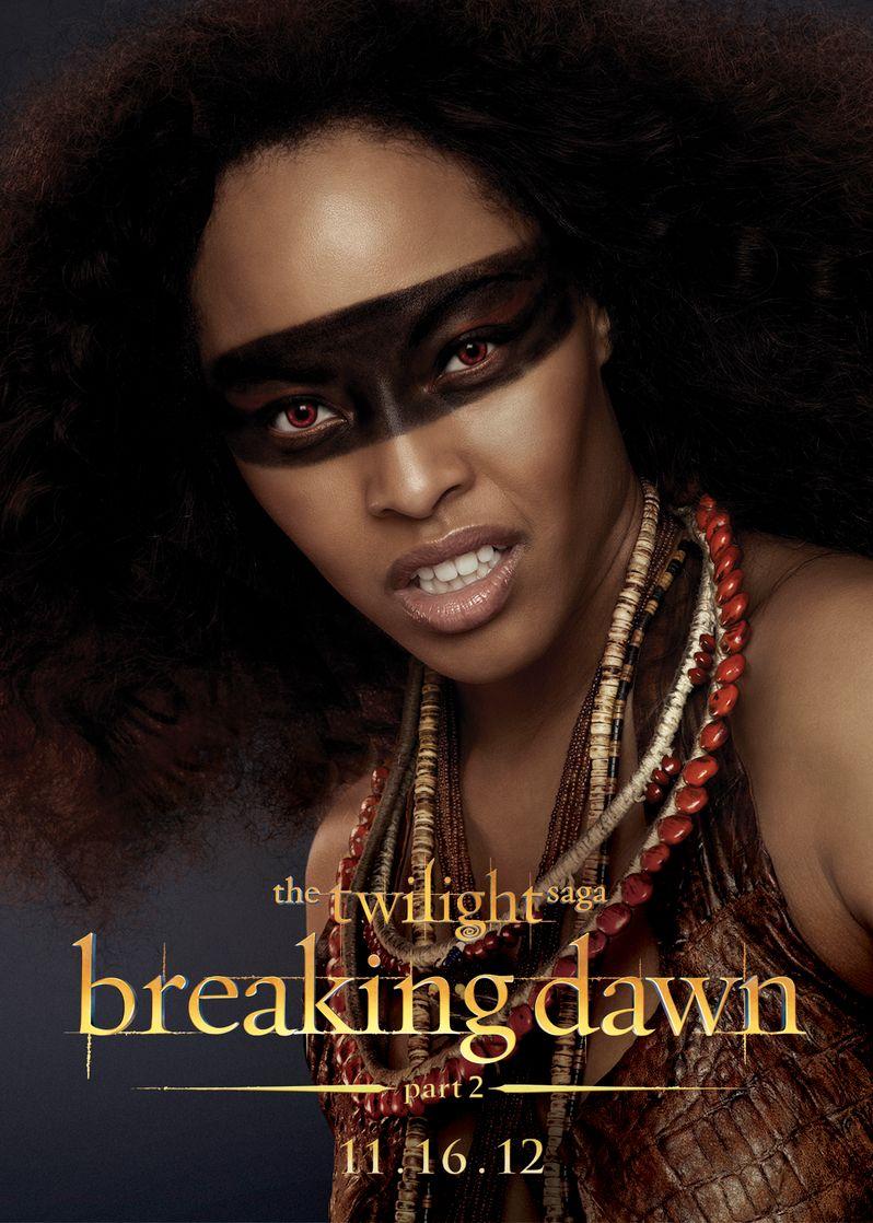 <strong><em>The Twilight Saga: Breaking Dawn - Part 2</em></strong> Senna Poster