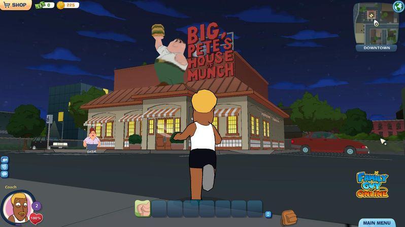 <strong><em>Family Guy</em></strong> Online Photo #1