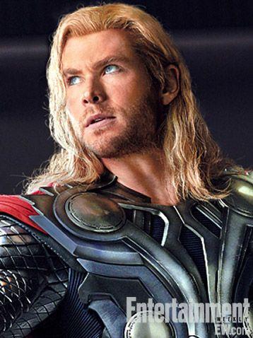 The Avengers: Chris Hemsworth