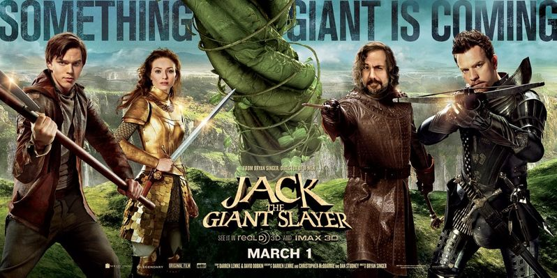 Jack and the Giant Slayer Banner 2
