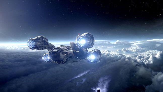 <strong><em>Prometheus</em></strong> Viral Wallpaper