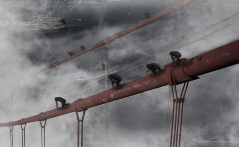 <strong><em>Rise of the Planet of the Apes</em></strong> Concept Art #8