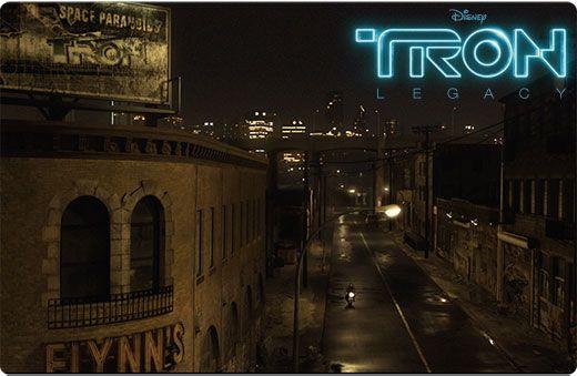 Tron Legacy Trailer #2