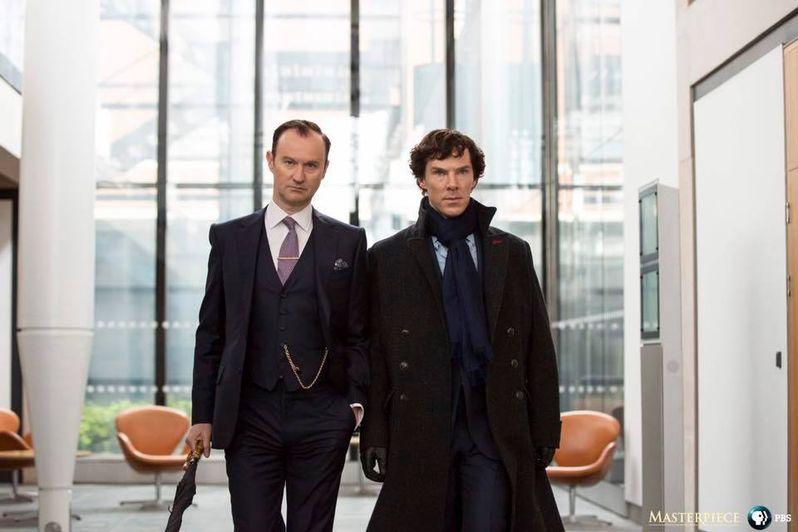 <strong><em>Sherlock</em></strong> - Season 4 photo 3