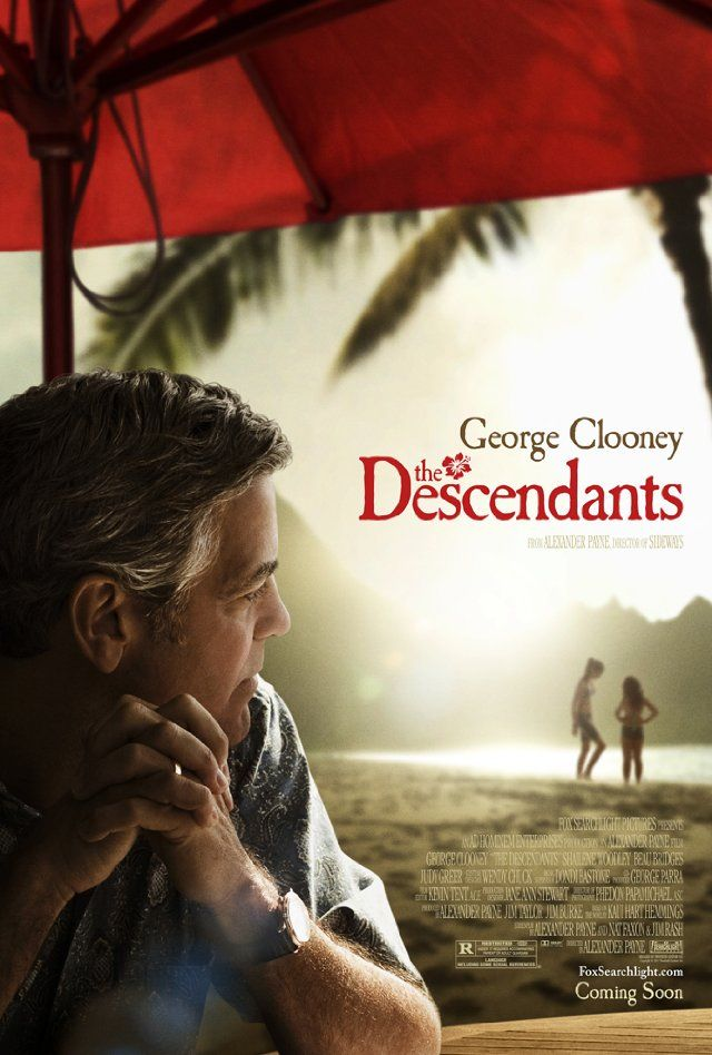 <strong><em>The Descendants</em></strong> Poster
