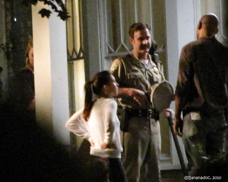 David Arquette in <strong><em>Scream 4</em></strong>