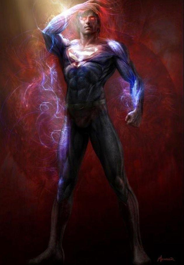 <strong><em>Man of Steel</em></strong> Concept Art 2