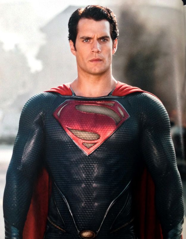 Man Of Steel Photo #2